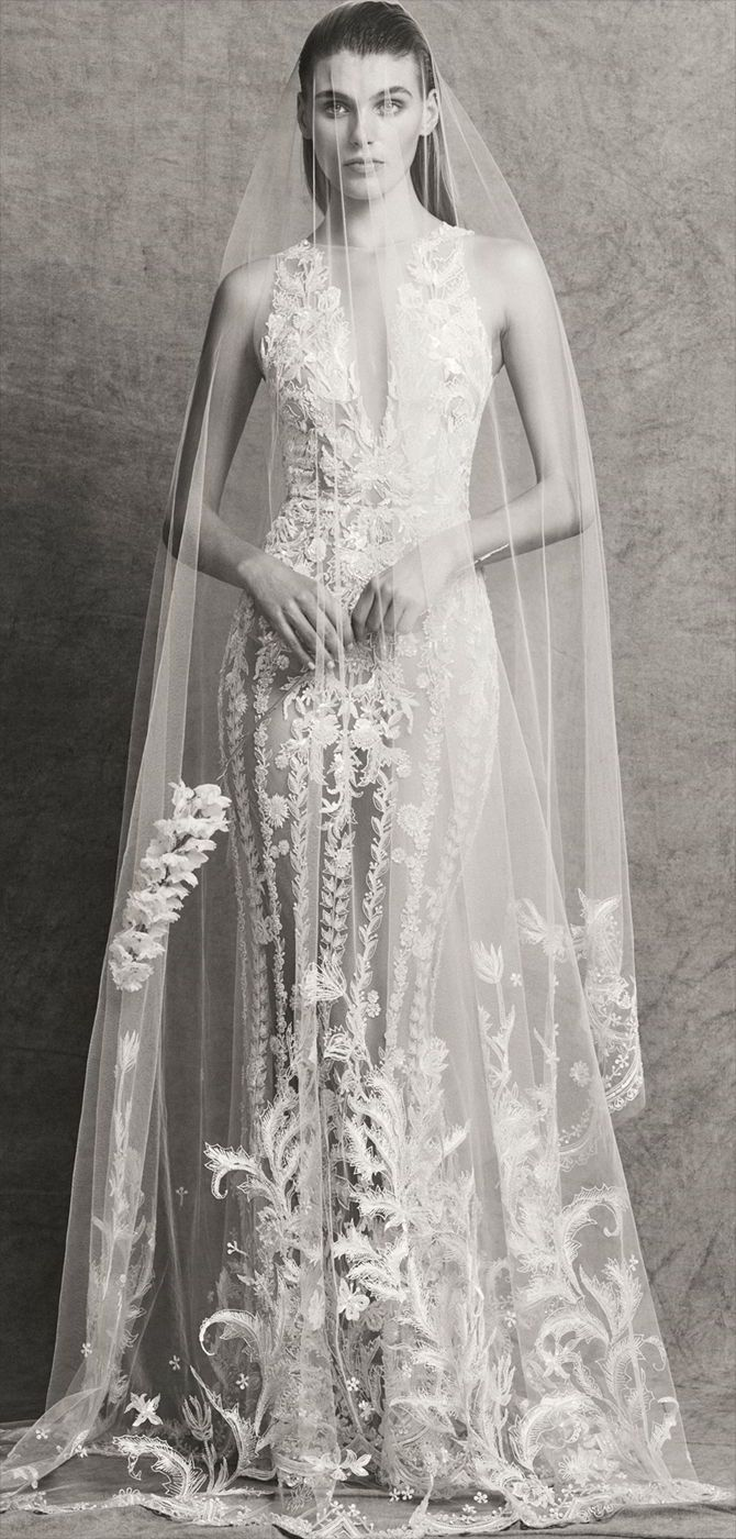 Zuhair murad fall wedding dresses