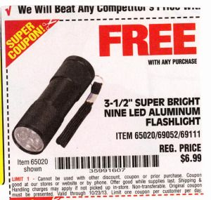 21 best kfc printable coupons images on pinterest printable harbor freight flashlight 1023 fandeluxe Image collections