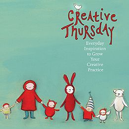 Great book about nurturing creativity. I've been following Marisa since 2008.