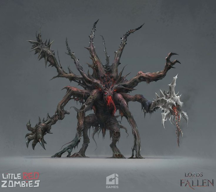 Demonic Deceptor designed for Lords of the Fallen , Pratik Jaiswal on ArtStation at http://www.artstation.com/artwork/demonic-deceptor-designed-for-lords-of-the-fallen