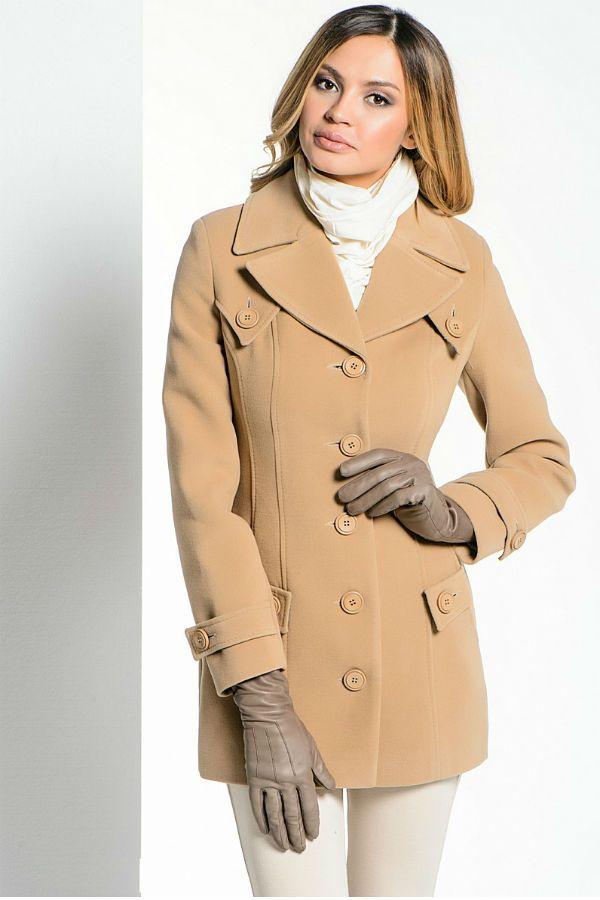 C чим носити пальто різних фасонів