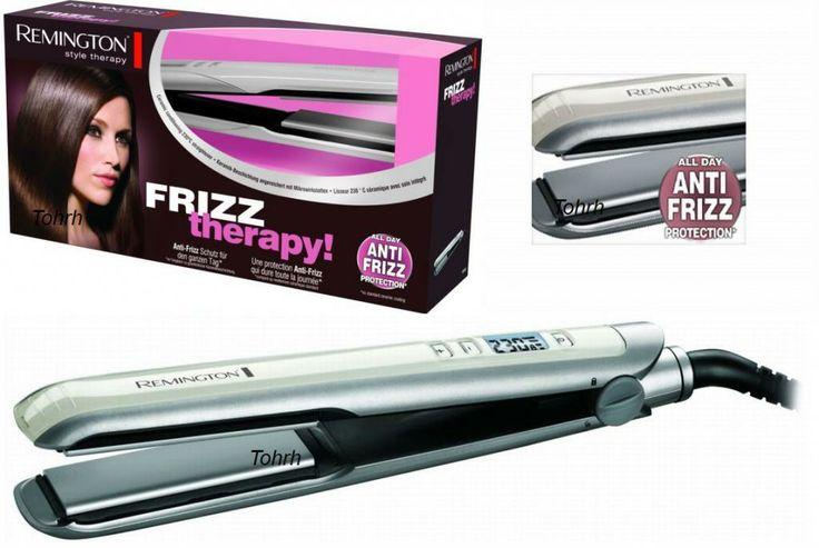 Remington prostownica Frizz Therapy. Uwielbiam swoje włosy po jej użyciu! Polecam wszystkim! :)