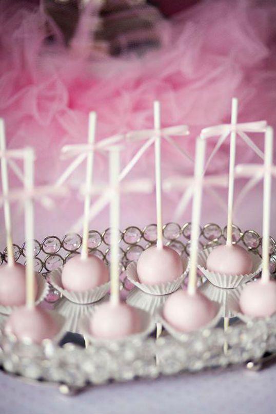 The Party Wagon - Blog - BEAUTIFUL BALLERINA BIRTHDAY PARTY