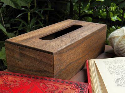 Centi bastelt: Holz künstlich altern lassen