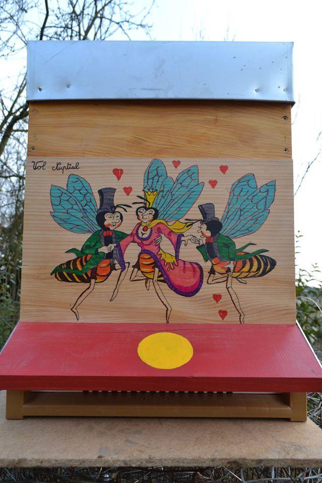 Concours la plus belle ruche de france