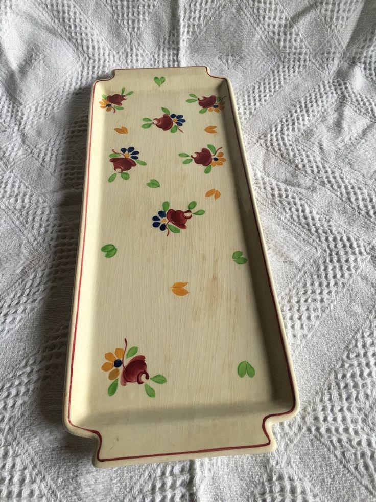 Le chouchou de ma boutique https://www.etsy.com/fr/listing/281156564/plat-a-cake-porcelaine-de-gien-peint-a