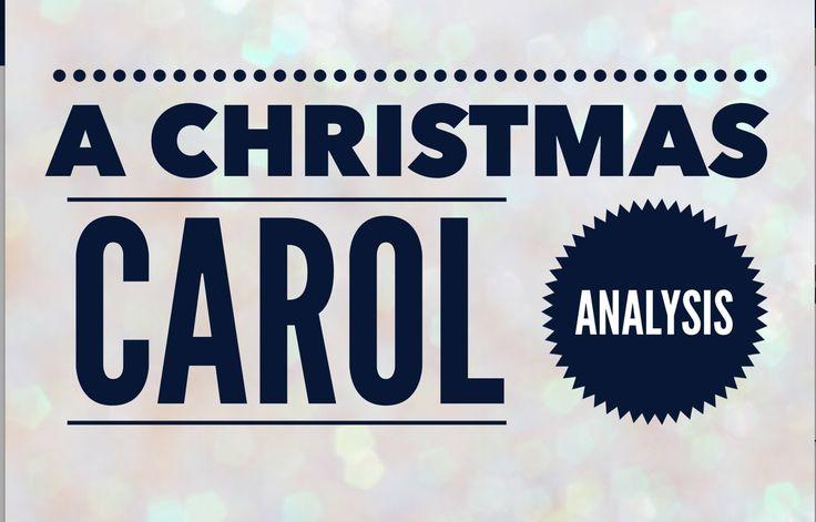 Character Analysis: Scrooge - 'A Christmas Carol'