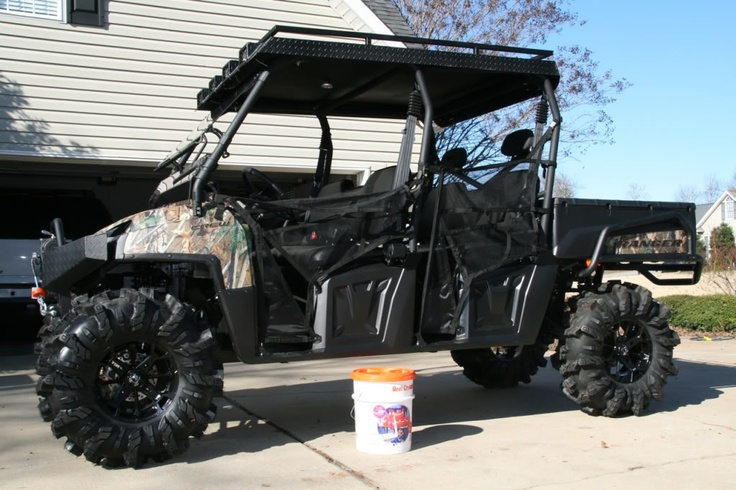 Polaris Ranger Crew...on my wishlist for the farm and for