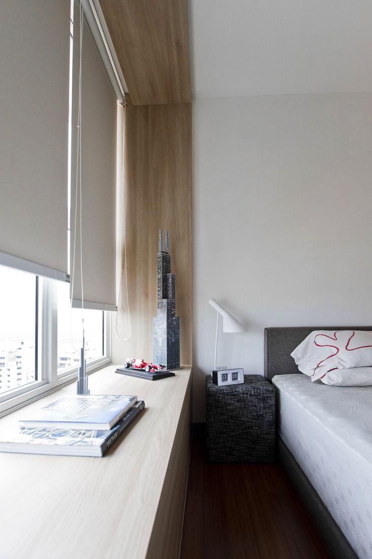 Апартаменты архитектора в Сингапуре