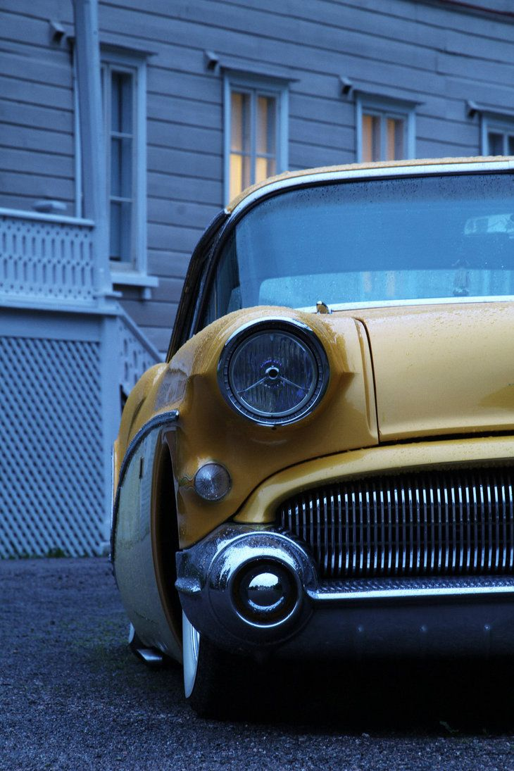 26.6.2015: Buick in Summer Night by Suensyan