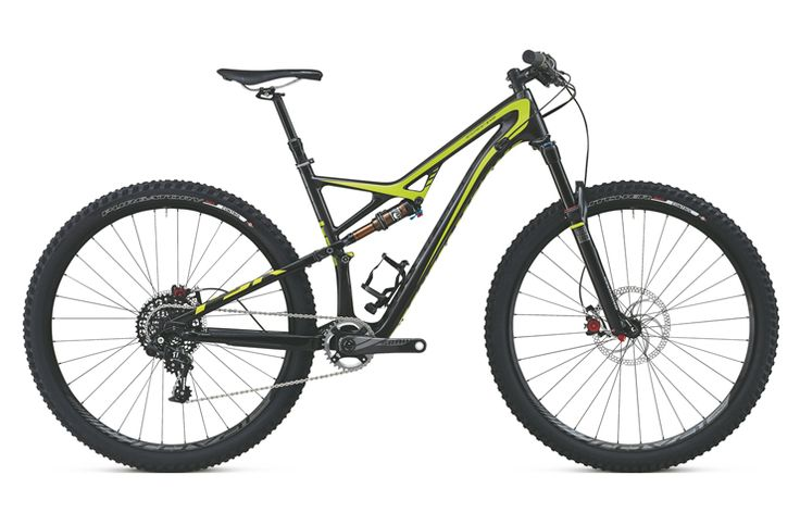 2014 Specialized Camber Expert Carbon Evo 29er Mountain Bike