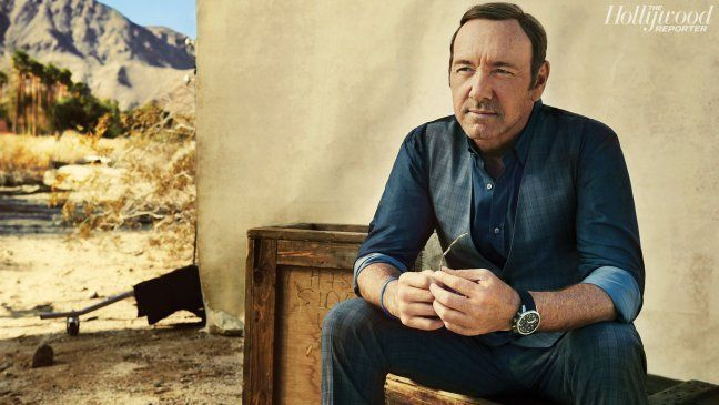 Kevin Spacey: 'House of Cards' Star on Why He Won't Play Carson