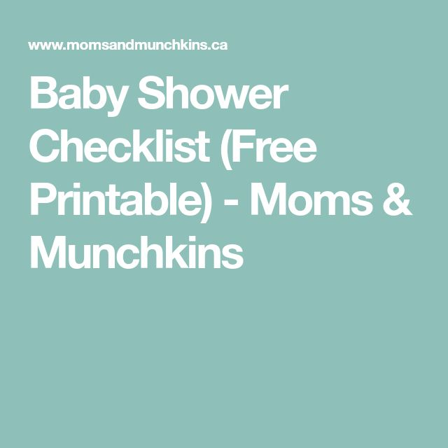 The 25+ best Baby shower checklist ideas on Pinterest Planning a - party guest list template
