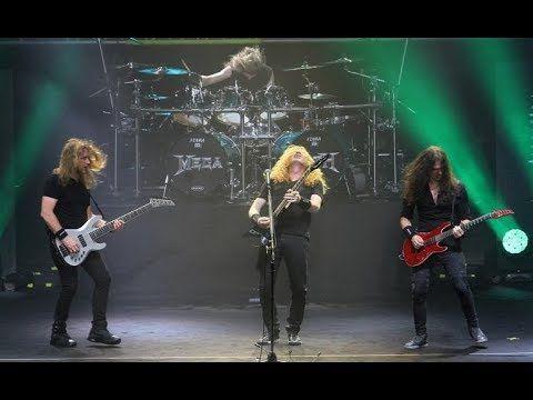 YoleiMetalRock: Megadeth - Wacken Open Air 2017