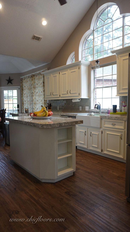 @marazziusa, American Estates Porcelain Tile, In The Color Saddle,  Installed With Two. Marazzi TileKitchen ...