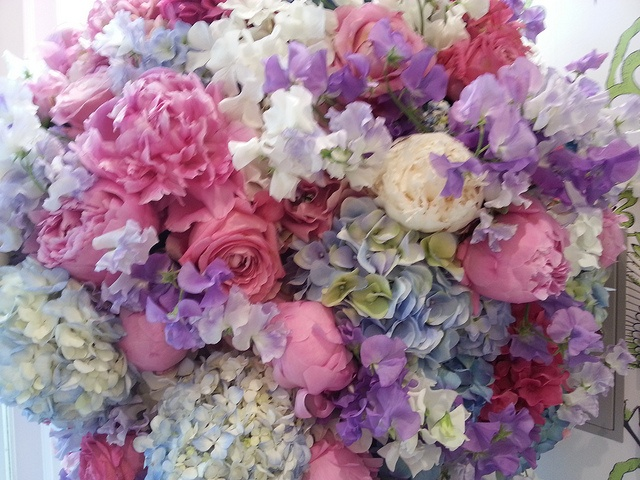 Larger flowers to fill Jugs
