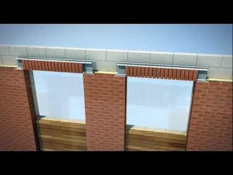 Ig Lintels Brick Arch Sets Brick Pinterest More