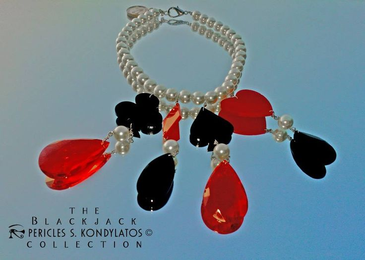 """The """"Blackjack"""" Collection by Pericles Kondylatos"""