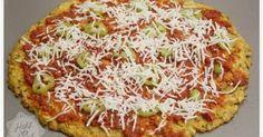 Pizza tabanı için: – 1 ufak boy karnabahar – 1 yumurta – Bir tutam maydanoz, dereotu – 2-3 kaşık eriyebilen bir peynir çeşidi. (Süzme...