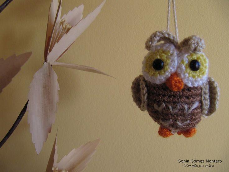 Cute Little Amigurumi Owl : Best crochet owls free pattern images crochet