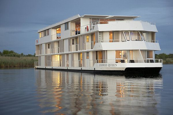 Mantis Group Introduces Floating Hotel Zambezi Queen on the Chobe ...