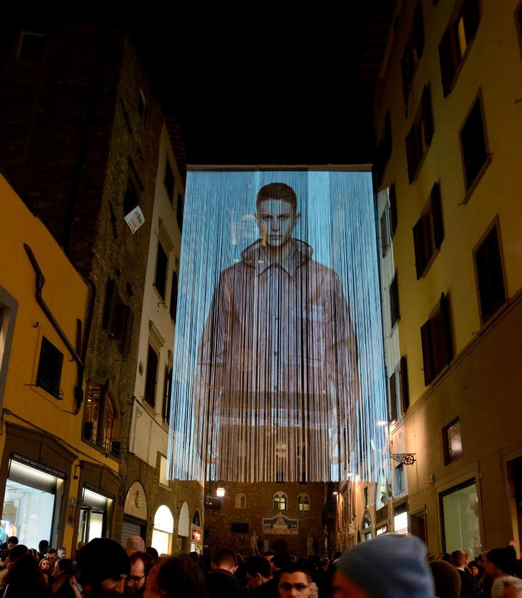 Stone Island Florence_ The pictures of the opening event