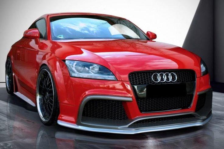2000 audi tt quattro body kit | Audi TT Body kit F1 (RE)
