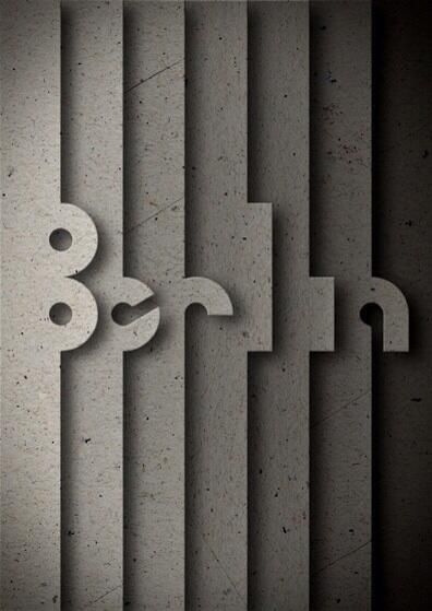 3D Berlin via @tymotaus #TheCrazyCities #crazyBerlin