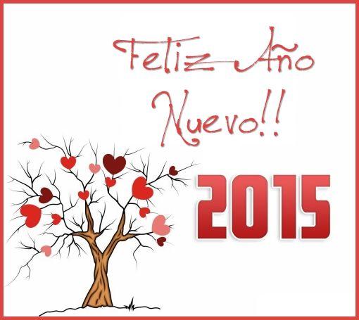 Feliz Año Nuevo! #frases #2015