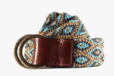 colección otoño invierno 2014 de los cinturones susuu
