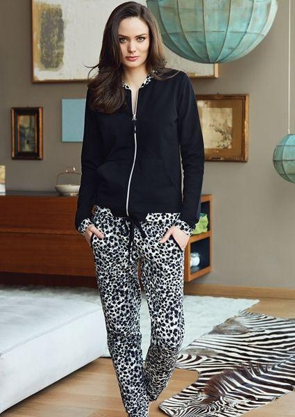 Penye Mood 8048 Bayan Pijama Takım