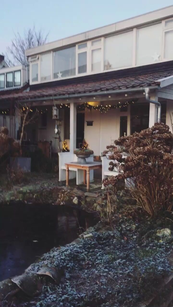 Our porch, Our home