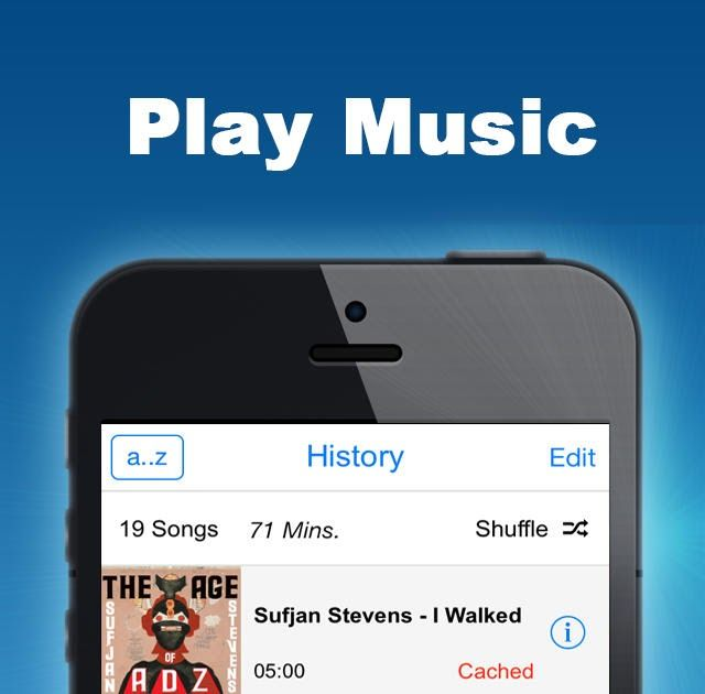 free song download app for iphone