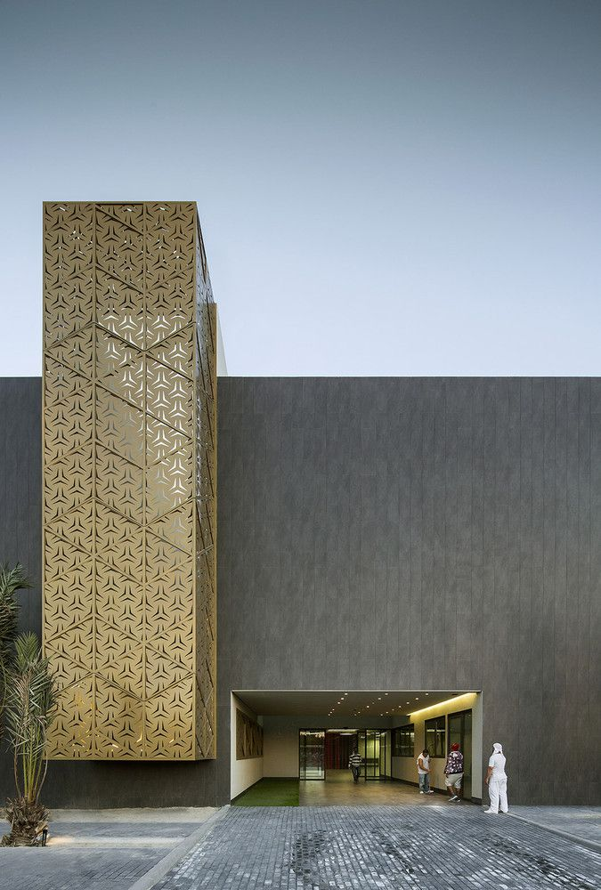 Hospital - Ali Mohammed T. Al-Ghanim by AGi architects