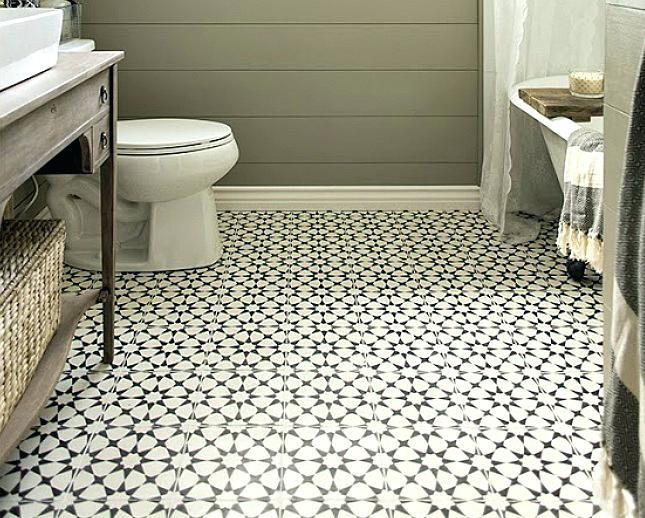 Vintage Vinyl Floor Tiles Tiles Bathroom Floor Tiles Bathroom
