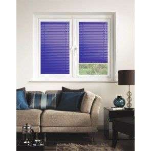 Shimmer Blue Perfect Fit Venetian Blind
