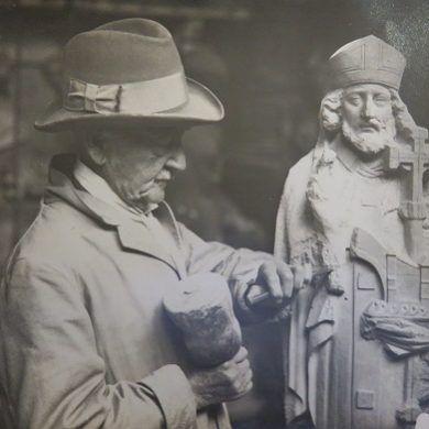 York's Forgotten Sculptor: George Walker Milburn (1844-1941)   York Civic Trust