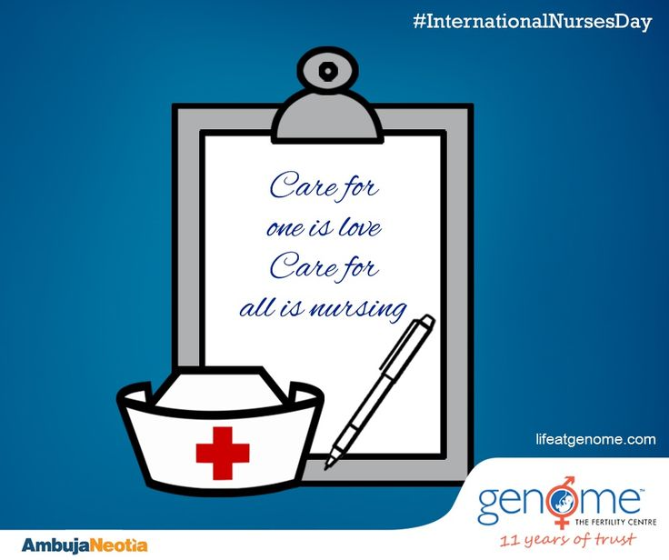 We appreciate their hard work and dedication in serving the society with care and affection. A heartfelt thanks to all our nurses! International Nurses Day