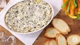 Hot Spinach and Artichoke Dip Video