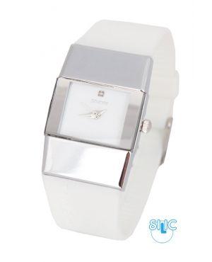 Luxusní hodinky Sinobi-bílé
