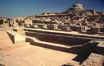 10 Civilizations That Disappeared Under Mysterious Circumstances. Indus Valley Civilization One of the great civilizations of the ancient world is called simply the Indus or Harappan civilization. Thousands of years ago, it may have boasted up to 5 million people, almost 10 percent of the world's population, spread over a region that encompassed parts of today's India, Pakistan, Iran and Afghanistan.