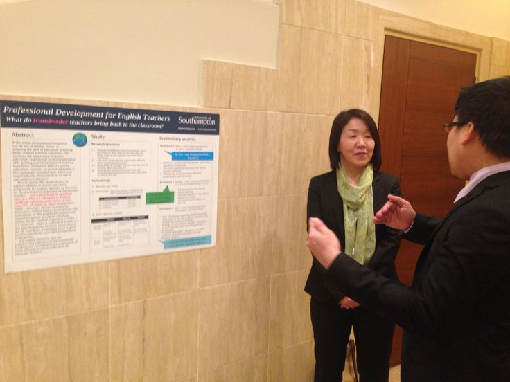 Posters' presentations