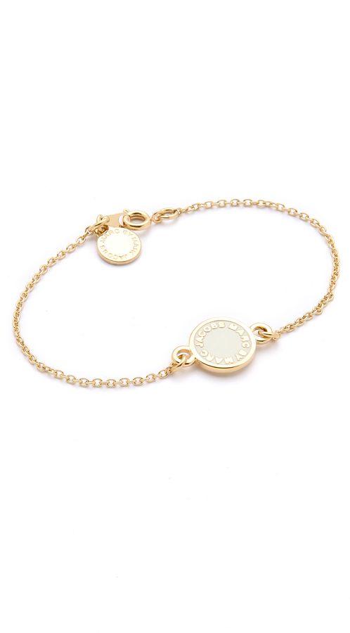 8 best Marc Jacobs jewellery images on Pinterest   Charm bracelets ... 2eb31aa63076