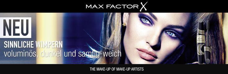 Voluminse und sinnliche Wimpern mit der neuen Mascara von Max Factor  Kathis Testallerlei  Beauty News  Produktteste  #beauty, #BeautyNews, #BeautyTipp, #Kosmetik, #Make-UP, #Mascara, #MaxFactor, #neubeirossmann, #Rossmann, #RossmannNews