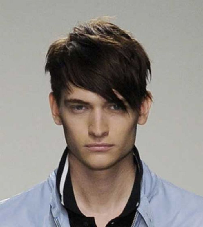 Men S Haircuts 15 Best Styles For Looking Instantly: 25+ Best Ideas About Emo Hairstyles For Guys On Pinterest