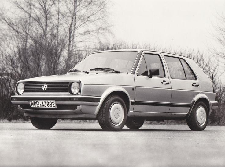 Volkswagen Golf Carat 1.8 - 1985