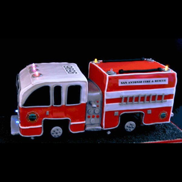 groom is a fireman so naturally a fire truck cake with. Black Bedroom Furniture Sets. Home Design Ideas