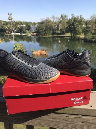 a29d356aa07230 Details about Reebok Mens Crossfit Nano 8.0 Flexweave (used - worn ...