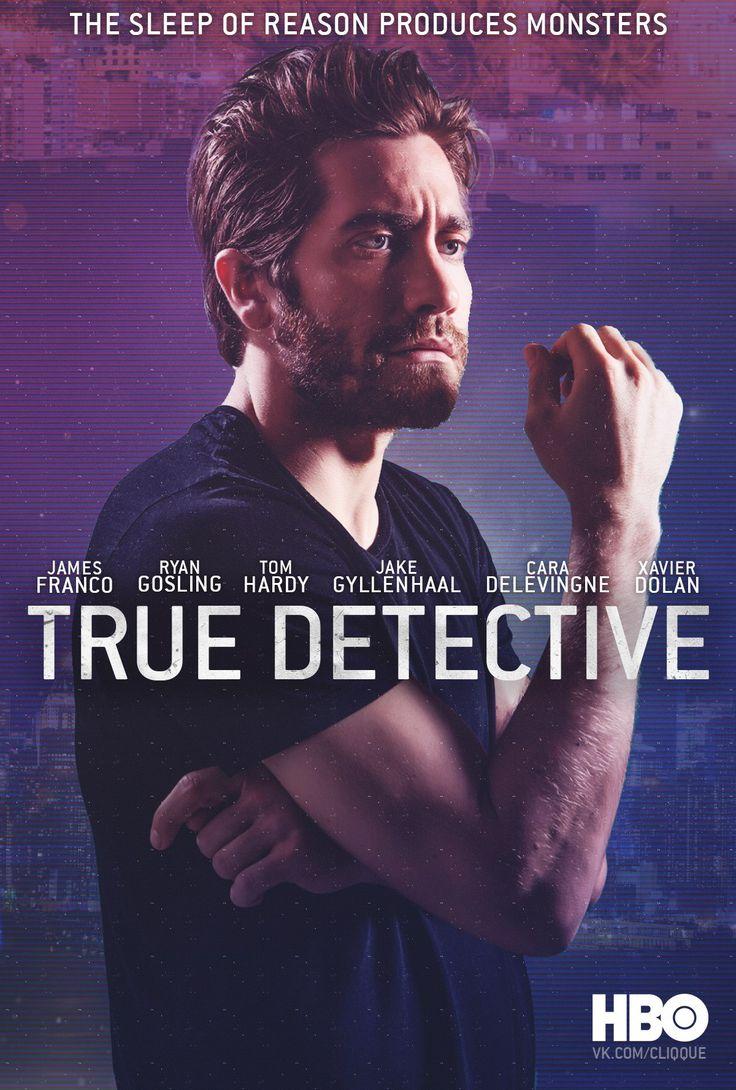 Pitch a dream True Detective season 3 story.