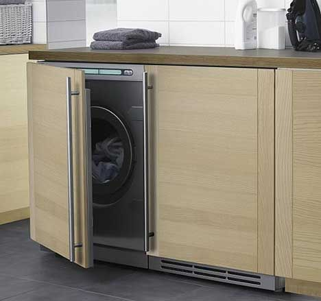 Asko: The Hidden Washing Machine